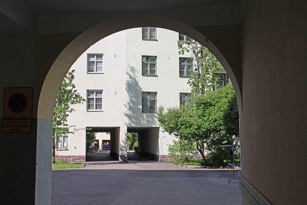 museigatan